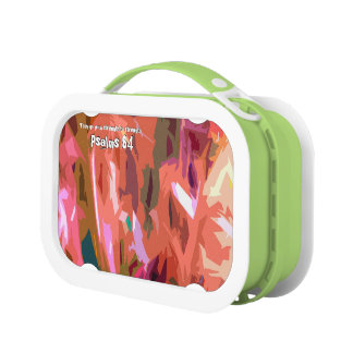 Psalms chapter 84 lunch box