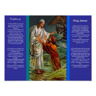 Psalms chapter 91 Posters 6