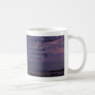 Psalms - Chesapeake Bay Sunrise Mug