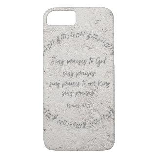 Psalms: Sing Praises to God iPhone 7 Case