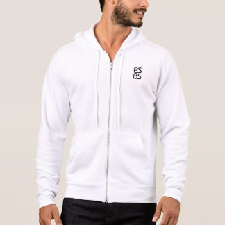 PSBS - Men's Bella+Canvas Full-Zip Hoodie
