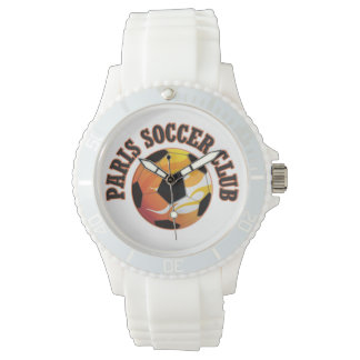 PSC On The Clock Wrist Watches