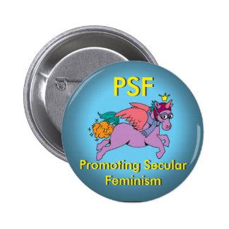 PSF Round Button