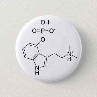 psilocybin 2 inch round button