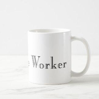 Psmith, the Worker Coffee Mug