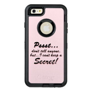 Pssst...I can't keep a SECRET (blk) OtterBox Defender iPhone Case