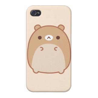 Psushi Bear iPhone 4 Case