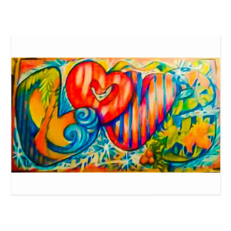 PSX_20161212_love sign Postcard