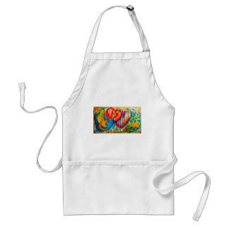 PSX_20161212_love sign Standard Apron