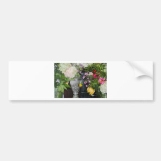 PSX_20161220_203716 Flowers Bumper Sticker