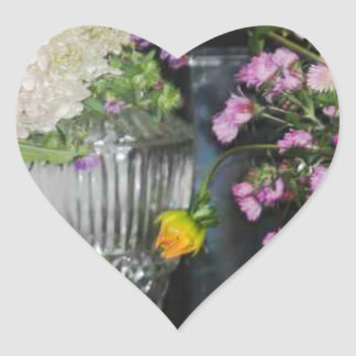 PSX_20161220_203716 Flowers Heart Sticker