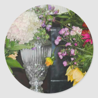 PSX_20161220_203716 Flowers Round Sticker