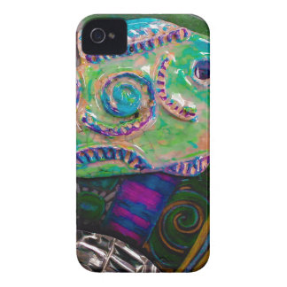 PSX_20161221_181703 Fish design iPhone 4 Cases