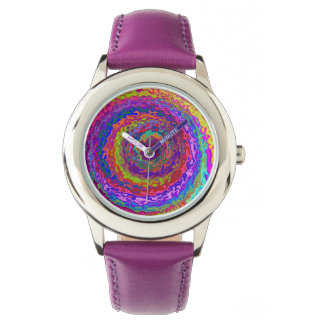 Psy-cho-del-ic Watches