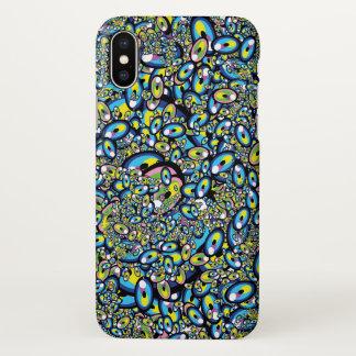 Psy eyes iPhone x case