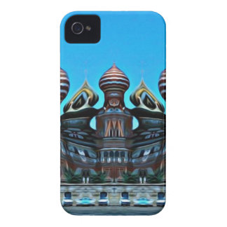Psycgedelic Moscow Case-Mate iPhone 4 Cases