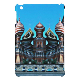 Psycgedelic Moscow Cover For The iPad Mini