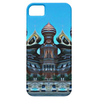 Psycgedelic Moscow iPhone 5 Case
