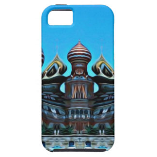 Psycgedelic Moscow iPhone 5 Cover