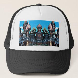 Psycgedelic Moscow Trucker Hat
