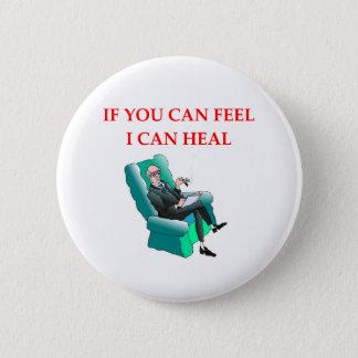 psych 2 inch round button