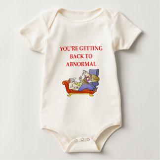 PSYCH BABY BODYSUIT