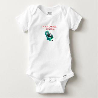 psych baby onesie