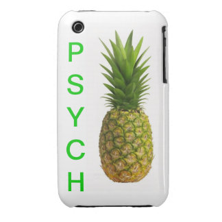 psych Case-Mate iPhone 3 cases