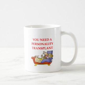 PSYCH COFFEE MUG