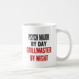 Psych Major Grillmaster Coffee Mug