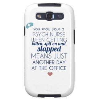 Psych Nurse Galaxy S3 Cover