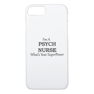 PSYCH NURSE iPhone 7 CASE