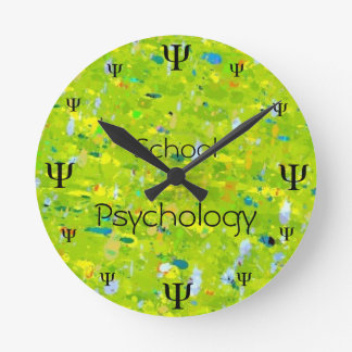 Psych Time   School Psychology Clock