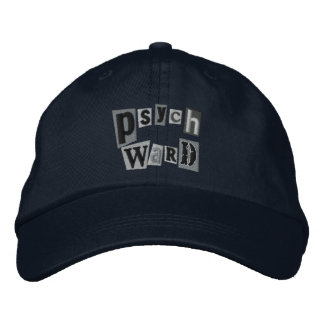 Psych Ward Embroidered Hat