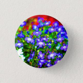 Psychadelic Lobelia pin