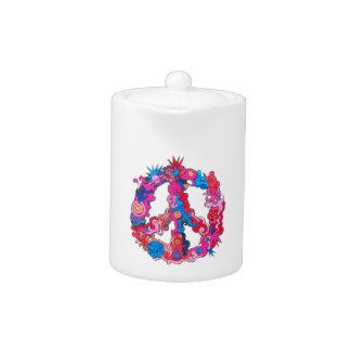Psychdeclic Peace Symbol