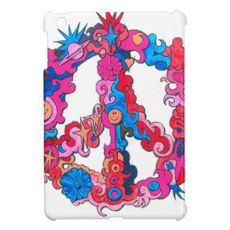 Psychdeclic Peace Symbol iPad Mini Case
