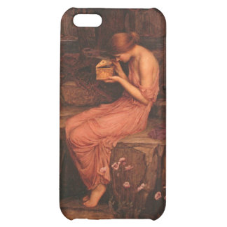 Psyche and Golden Box Waterhouse Pre-Raphaelite Cover For iPhone 5C
