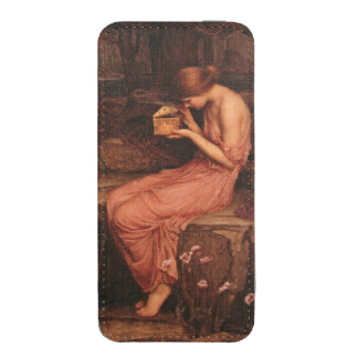 Psyche by John William Waterhouse iPhone Pouch