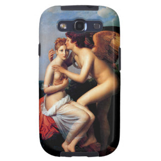 Psyche Receiving the First Kiss of Love Samsung Galaxy SIII Cases