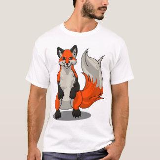 Psyche Tamer Orange Salk Shirt