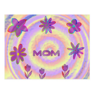Psyched Out Mom Postcard