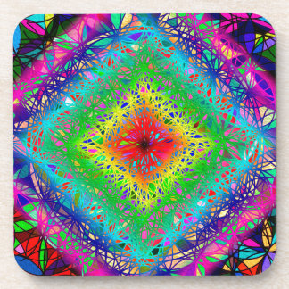 Psychedeli colors and Crystal Coaster