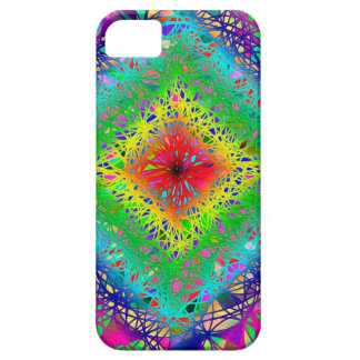 Psychedeli colors and Crystal iPhone 5 Cases