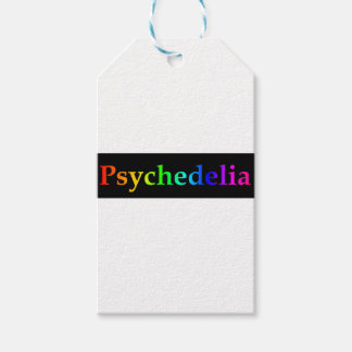 Psychedelia Gift Tags
