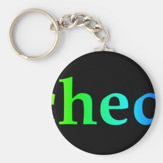 Psychedelia Keychain