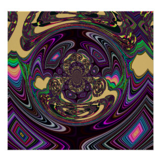 Psychedelia Print