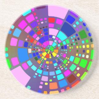 Psychedelic #2 coaster