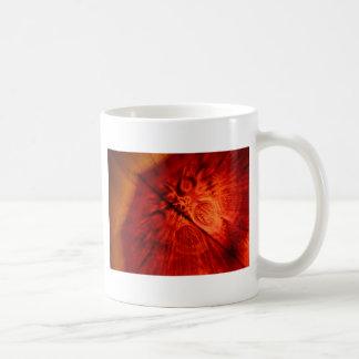 psychedelic abstract art mug
