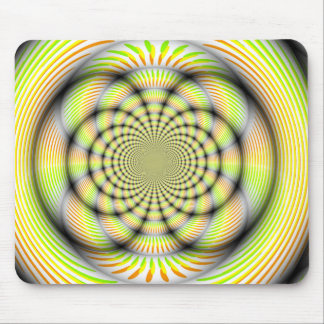 Psychedelic Abstract Mousepads